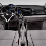 2020 Honda Insight Performance Interior