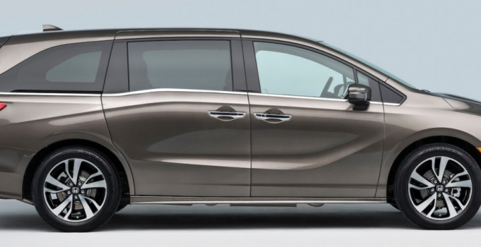 2020 Honda Odyssey Exterior Colours Exterior