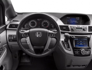 2020 Honda Odyssey Towing Capacity Interior