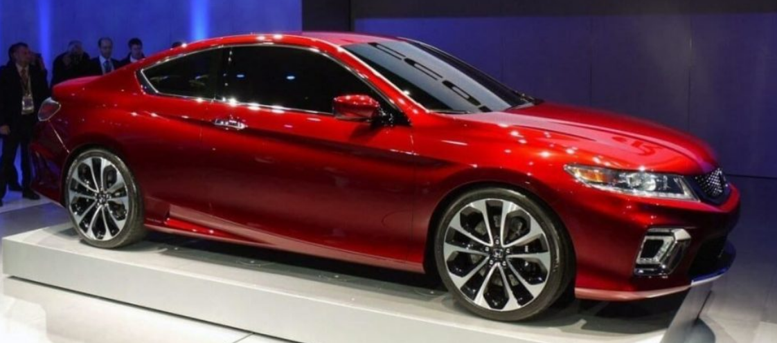 2020 Honda Accord Coupe Redesign Exterior
