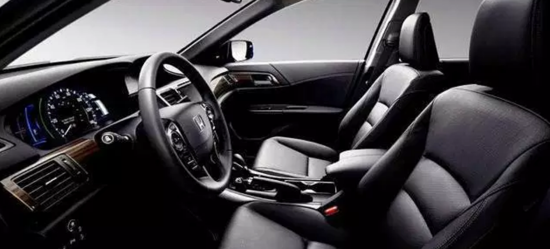 2020 Honda Accord Coupe Pictures Interior