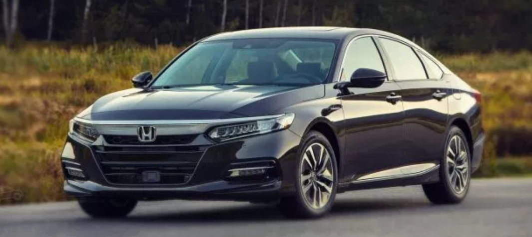 2020 Honda Accord Hybrid Plug-In Engine Redesign Exterior