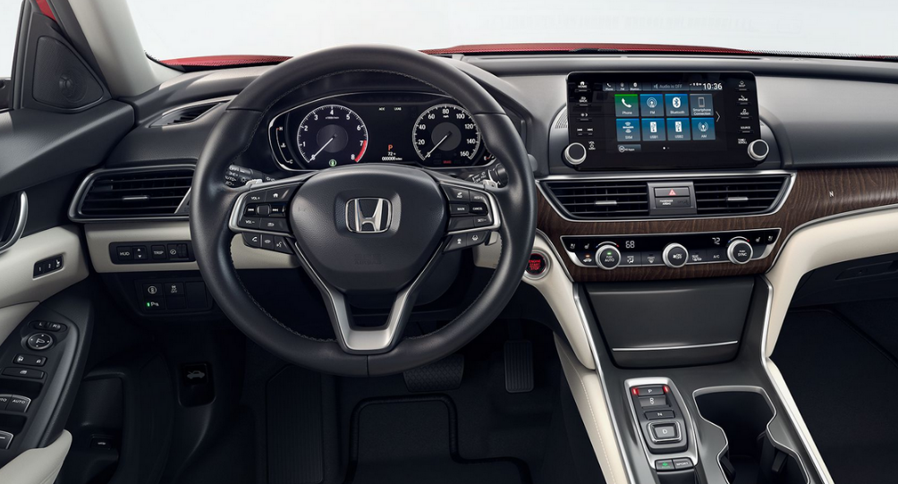 2020 Honda Accord Hybrid Ex-l Redesign Interior