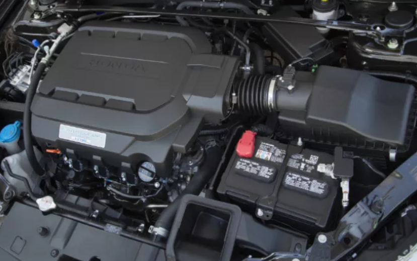 2020 Honda Accord Sedan Sport Manual Engine