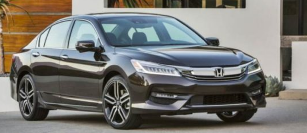 2020 Honda Accord Sedan Sport Manual Exterior
