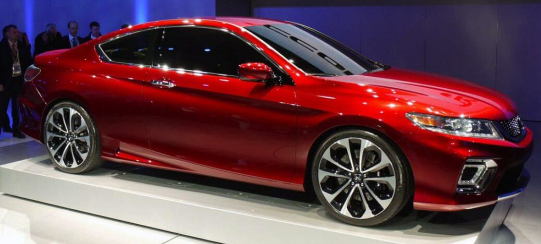 2020 Honda Accord Sedan Manual Transmission Exterior