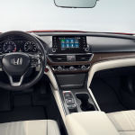 2020 Honda Accord Hybrid Interior