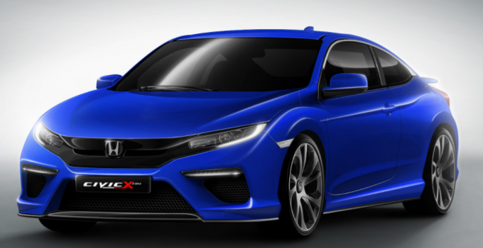 2020 Honda Civic Coupe Accessories Exterior