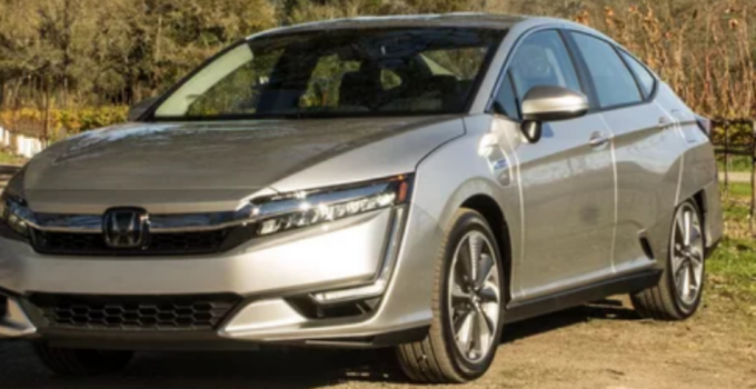 2020 Honda Clarity Electric Sedan Rumors Exterior