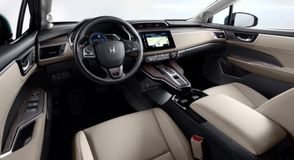 2020 Honda Clarity Electric Sedan Rumors Interior