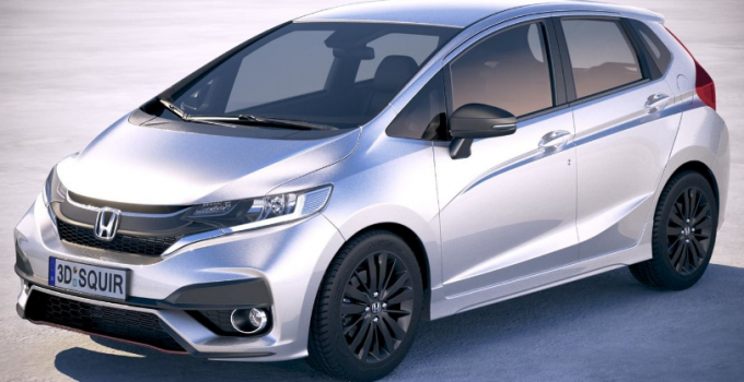 2020 Honda Fit Engine Changes Exterior