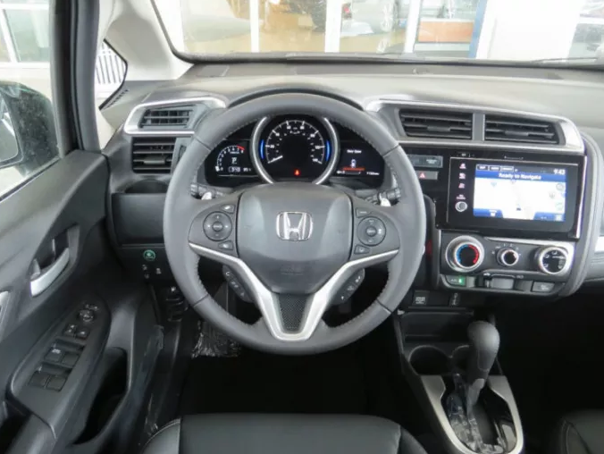 2020 Honda Fit Engine Changes Interior