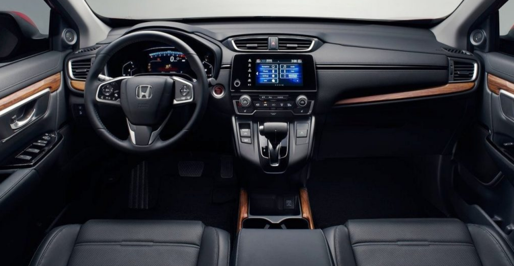 2020 Honda HR-V Exterior Colors Interior