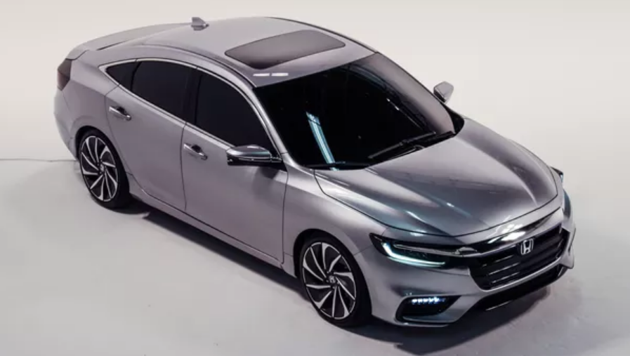 2020 Honda Insight Hybrid Price Exterior