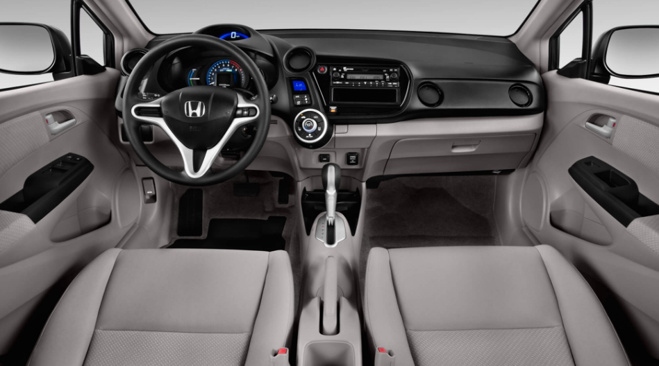 2020 Honda Insight Hybrid Price Interior