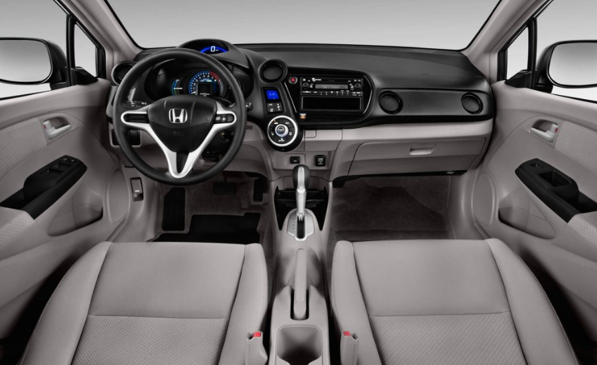 2020 Honda Insight News Interior