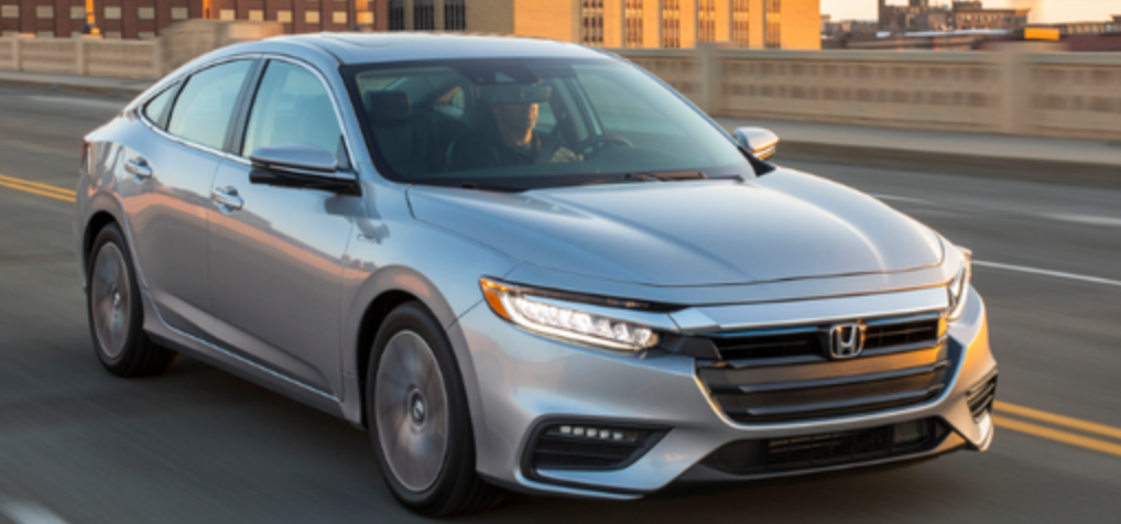 2020 Honda Insight Ex Price Changes Exterior