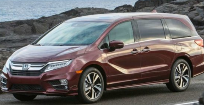 2020 Honda Odyssey Elite Features Exterior