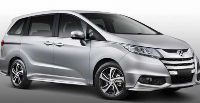 2020 Honda Odyssey Automatic Transmission Exterior