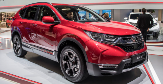 2020 Honda CR-V Features Redesign Exterior