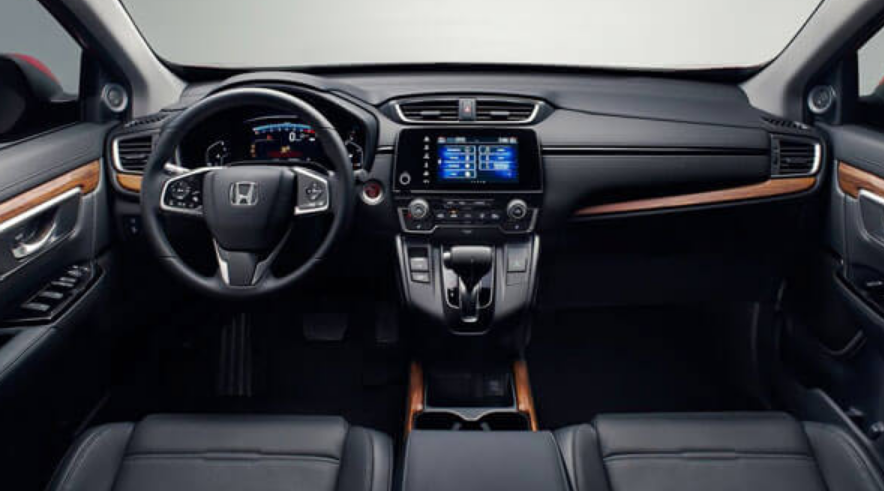 2020 Honda CR-V Diesel Specifications Changes Interior