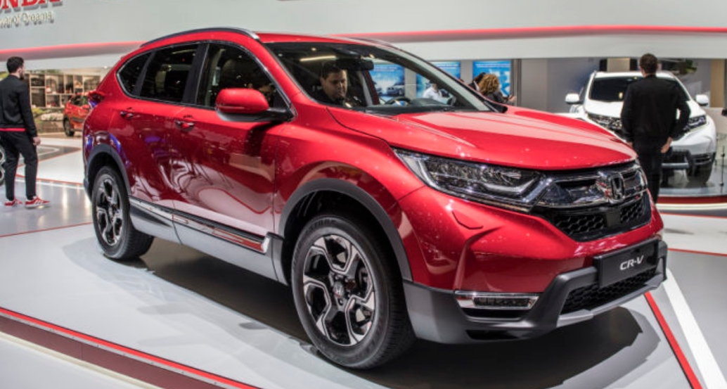 2020 Honda CR-V Towing Capacity Specifications Exterior
