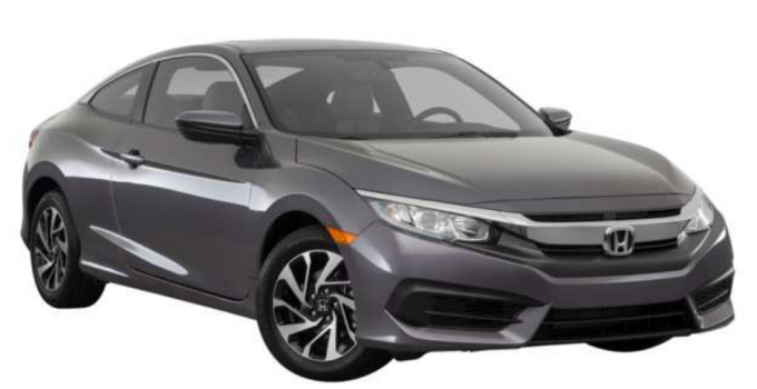 2020 Honda Civic Ex-t Coupe Specs