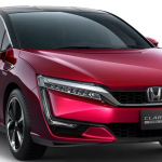2020 Honda Clarity Electric In Stock Exterior