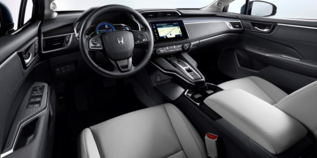 2020 Honda Clarity Electric In Stock Interior