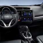2020 Honda Fit Ex Hatchback Redesign Interior