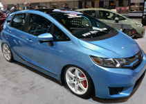 2020 Honda Fit Ex Manual Performance Exterior
