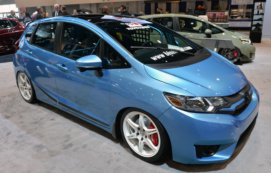 2020 Honda Fit Ex Hatchback Redesign