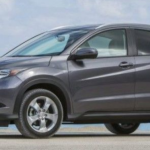 2020 Honda HR-V Features Spied Exterior