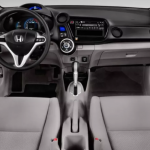 2020 Honda Insight Manual Transmission Interior