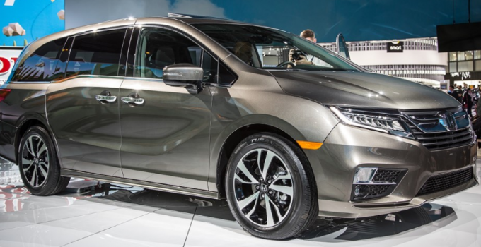 2020 Honda Odyssey Towing Capacity Exterior