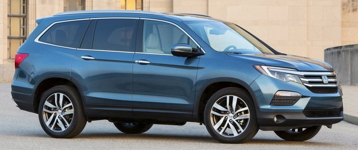 2020 Honda Pilot Engine Specifications Exterior
