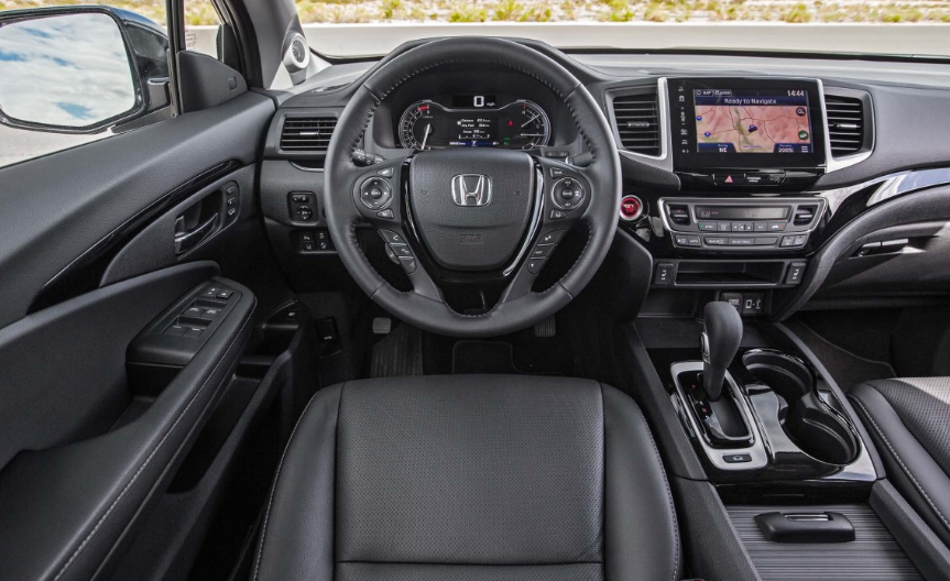 2020 Honda Ridgeline Refresh Interior