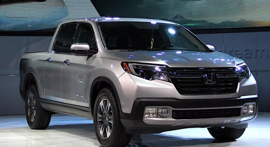 2020 Honda Ridgeline Sports Towing Capacity Exterior