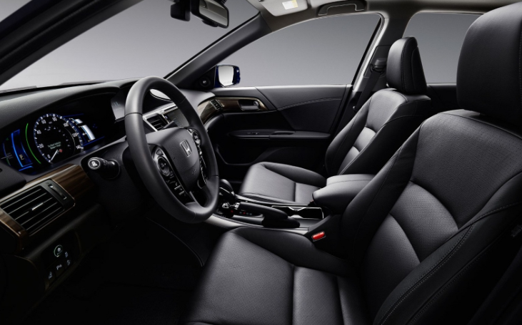 2021 Honda Accord Interior