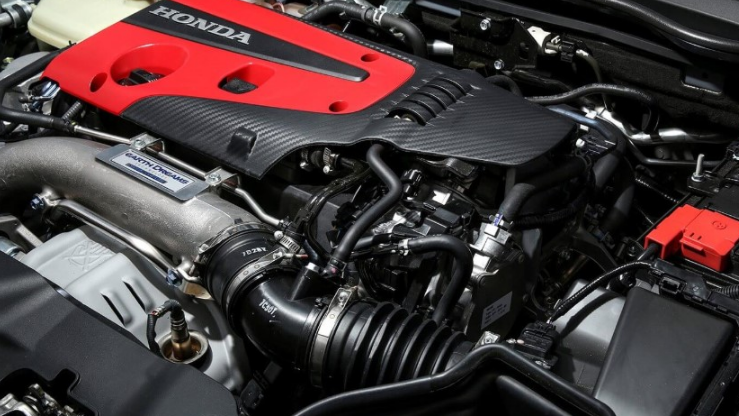 2021 Honda Ballade Engine