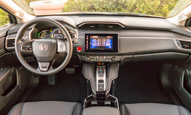 2021 Honda Clarity Interior