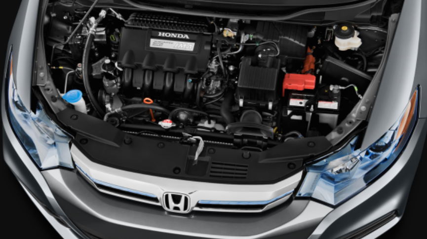 2021 Honda Insight Engine