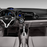 2021 Honda Insight Interior